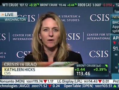 Kathleen Hicks