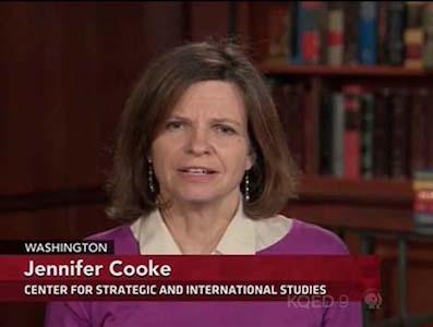 Jennifer Cooke on PBS